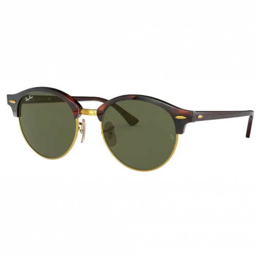 Ray-Ban Clubround Red Havana G-15 XLT