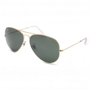 Ray-Ban Aviator Classic Gold Green Classic G-15
