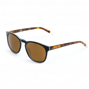 Vuarnet District 1622 Black/Tortoise Pure Brown