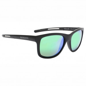 Mundaka Chinook Black Green Revo Polarized