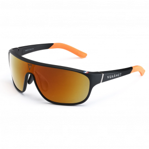 Vuarnet Racing 1929 180° Noir Mat/Orange NXT HD Photochromic Orange Flash