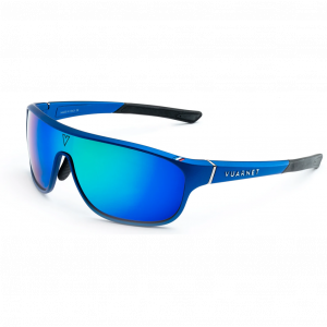Vuarnet Racing 1929 180° Bleu Métalisé NXT HD Green Flash
