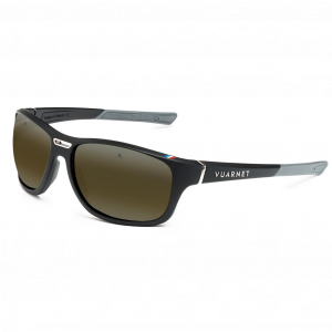 Vuarnet Racing 1928 Large Matte Black/Grey Skilynx