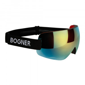 Bogner Masque de ski Snow Shades Gold/Black