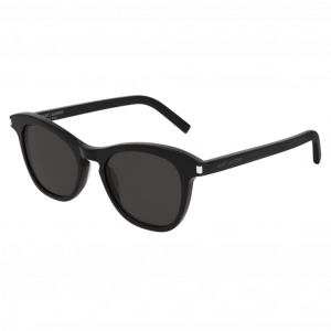 SAINT LAURENT SL 356 Black Black