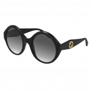 Gucci GG0797S Black Grey Gradient - Fall/Winter 2020/2021 Collection