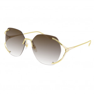 Gucci GG0651S Gold Brown Gradient - Spring/Summer 2020 Collection