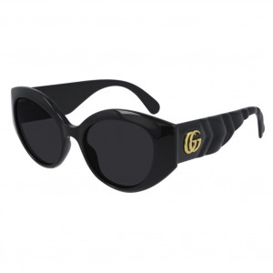 GUCCI GG0809S Black Grey - Fall/Winter 2020/2021 Collection