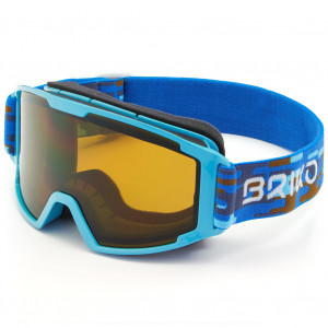 Briko Saetta Shiny Planet Blue Camo