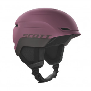 Casque Scott Chase 2 Plus Cassis Pink/Red Fudge MIPS