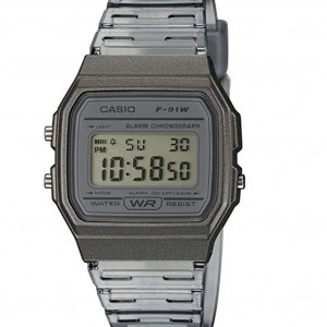 Casio Collection Watch F-91WS-8EF
