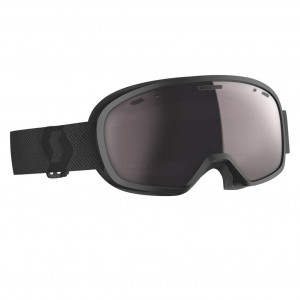 Scott Ski Goggle Muse Pro Black Enhancer Silver Chrome