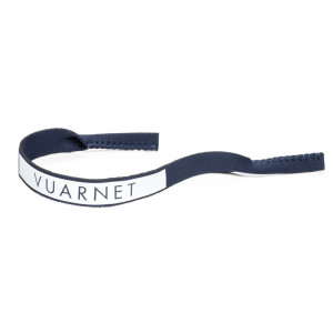 Vuarnet Blue White Neoprene Glasses Cord