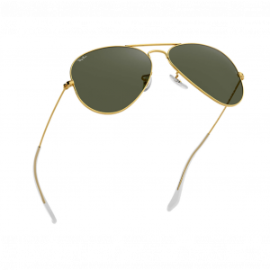 Ray-Ban Aviator Large Arista Green Classic G-15