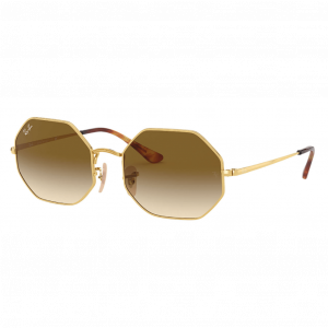 Ray-Ban 1972 Octagon Gold Light Brown Gradient