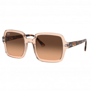 Ray-Ban RB2188 Marron Transparent/Havane Brun Dégradé