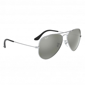 Ray-Ban Aviator Argent Silver Mirror