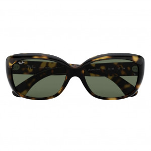 Ray-Ban Jackie OHH Havane Vert Classique G-15