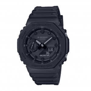 "Casio G-Shock GA-2100-1A1ER ""CasiOak"" All Black"