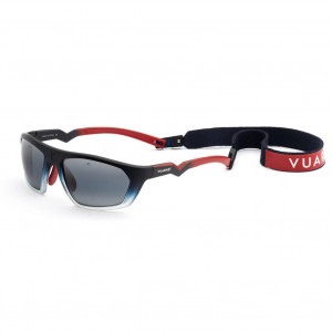 Vuarnet Air 2010 Large Bleu/Cristal/Rouge Blue Polarlynx