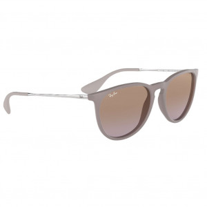 Ray-Ban Erika Rubber Sand Brown Gradient