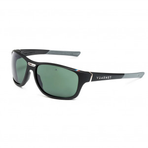 Vuarnet Racing 1928 Large Matte Black/Grey Pure Grey