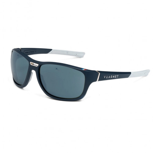 Vuarnet Racing 1928 Large Matte Blue/Light Grey Pure Grey Silver Flash
