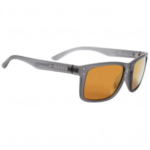 Mundaka Pozz Matte  Crystal Gray Smoke Gold Revo Polarized