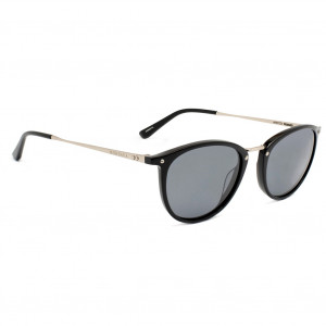Mundaka Foil Black Green Polarized