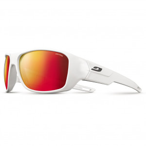 Julbo Rookie 2 (8-12 yo) White Spectron 3 CF Red
