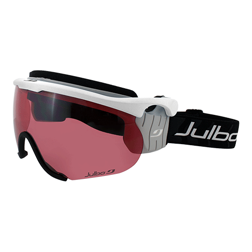 Julbo Sniper Medium White Clear