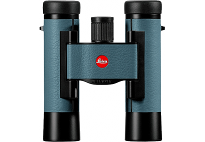 Leica Ultravid Compact 10x25 Colorline Pigeon Blue