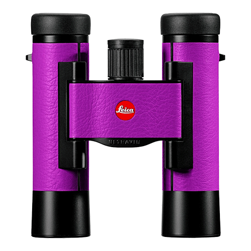 Leica Ultravid Compact 10x25  Colorline Cherry Pink