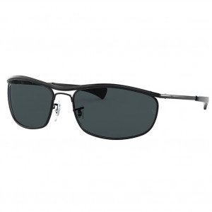 Ray-Ban RB3119M Olympian I Deluxe Black Green G-15 Polarized
