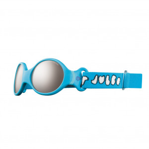 Julbo Loop S (0-18 months) Turquoise / Sky Blue Spectron 4 Baby Grey