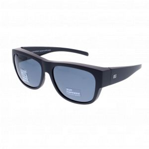 Demetz Fit Over Sunglasses Cocoons C305Y Yellow Polarized