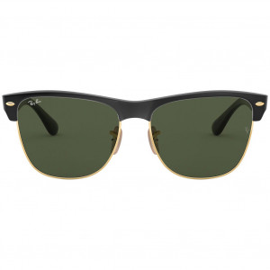 Ray-Ban Clubmaster Oversized Black G-15 XLT