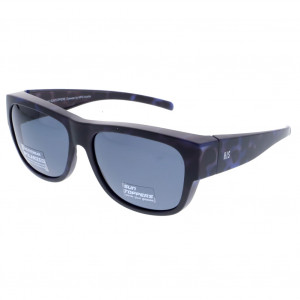 H.I.S - Fit Over Sunglasses HP 89100 Havana Brown Gradient Polarized