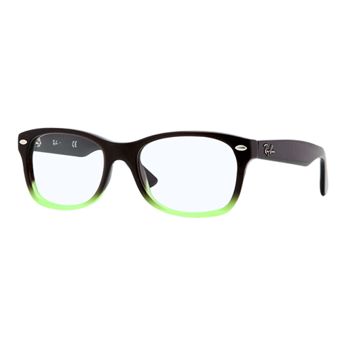 Ray-Ban RY1528 Black Gradient Green