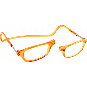 Clic Readers Classic Orange