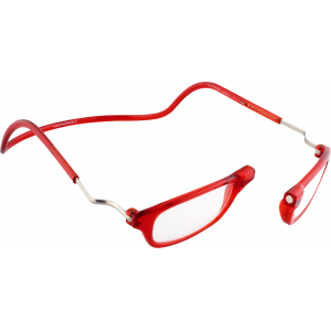 Clic Readers XL  Rouge
