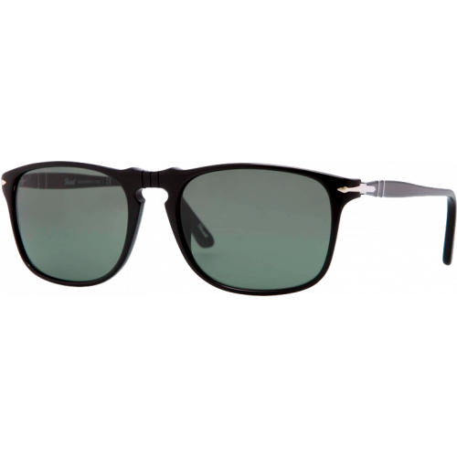 Persol 3059S Black Grey Green
