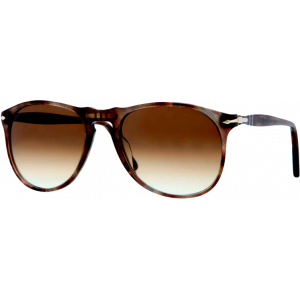Persol 9649S Havana Brown Smoke Brown Gradient