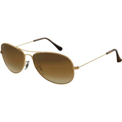 5e5764a88d Ray-Ban Cockpit Arista Brown Gradient - Ray-Ban Aviator