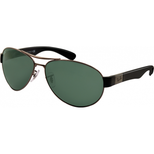 Ray-Ban RB3509 Gunmetal Green