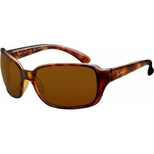 Ray-Ban RB4068 Ecaille Brun Polarisé