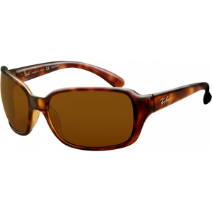 Ray-Ban RB4068 Havana Brown Polarized
