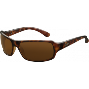 Ray-Ban RB4075 Havana Brown Polarized