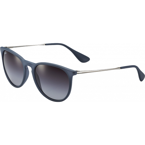 Ray-Ban Erika Rubber Blue Grey Gradient