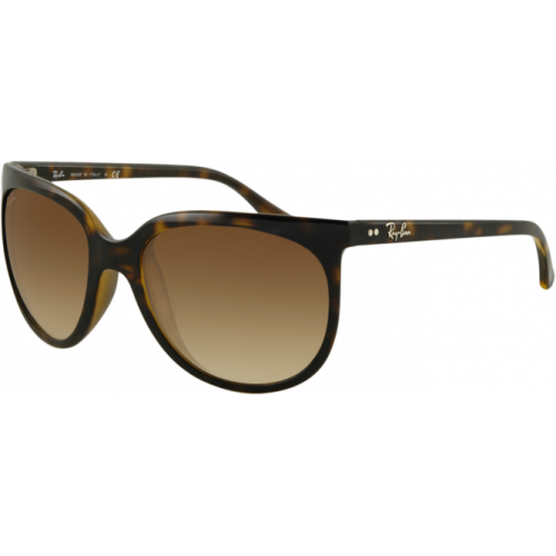 Ray-Ban Cats 1000 Light Havana Brown Gradient